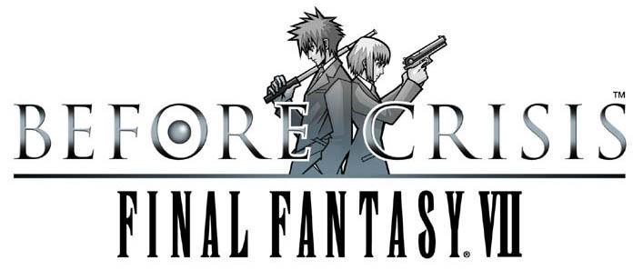 Before Crisis Final Fantasy Logo