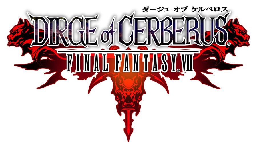 Dirge of Cerberus Final Fantasy VII Logo