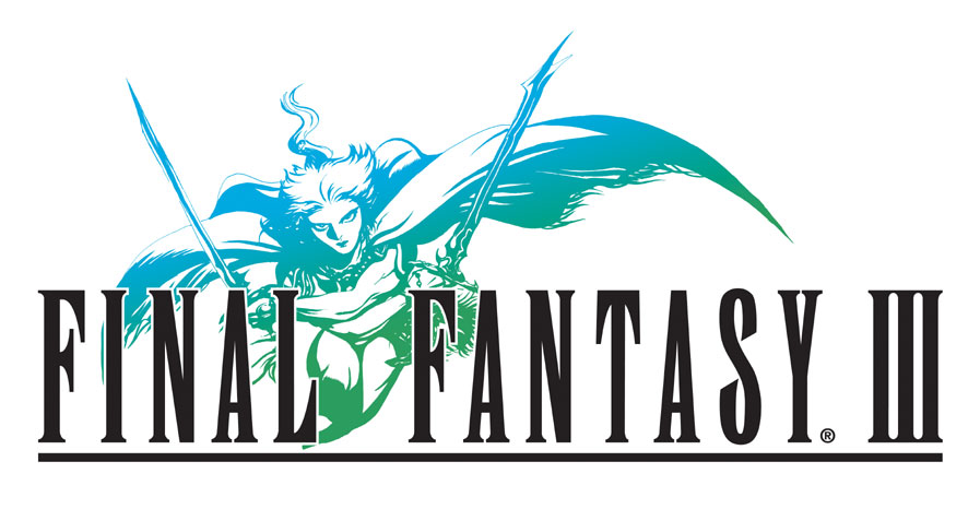 Final Fantasy III DS Logo