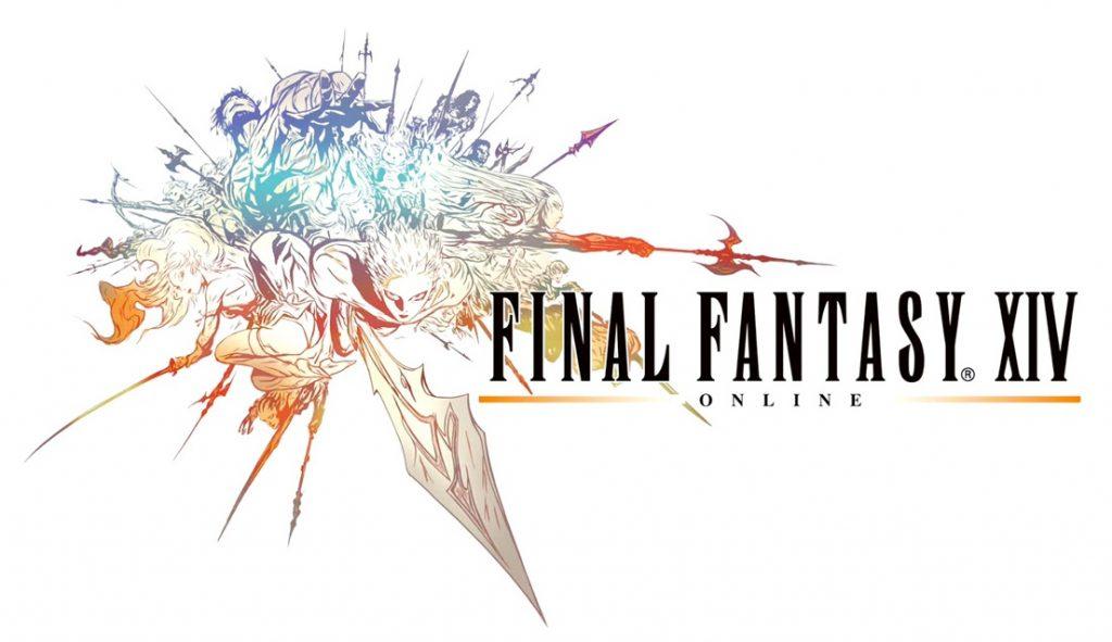 Final Fantasy XIV 1.0 Logo