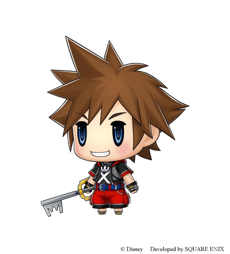 Kingdom Hearts 1.5 et 2.5 sur PS4 en 60 FPS