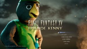 FFXV Episode Kenny 2