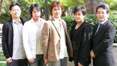 Famitsu 2006 FNC Interview 1