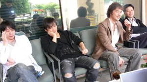 Famitsu 2006 FNC Interview 3