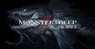 FFXV Monster of the Deep