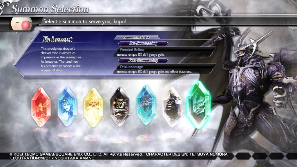 DISSIDIA FINAL FANTASY NT Closed Beta Test_20170826112449