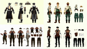 Shadowbringers New gear