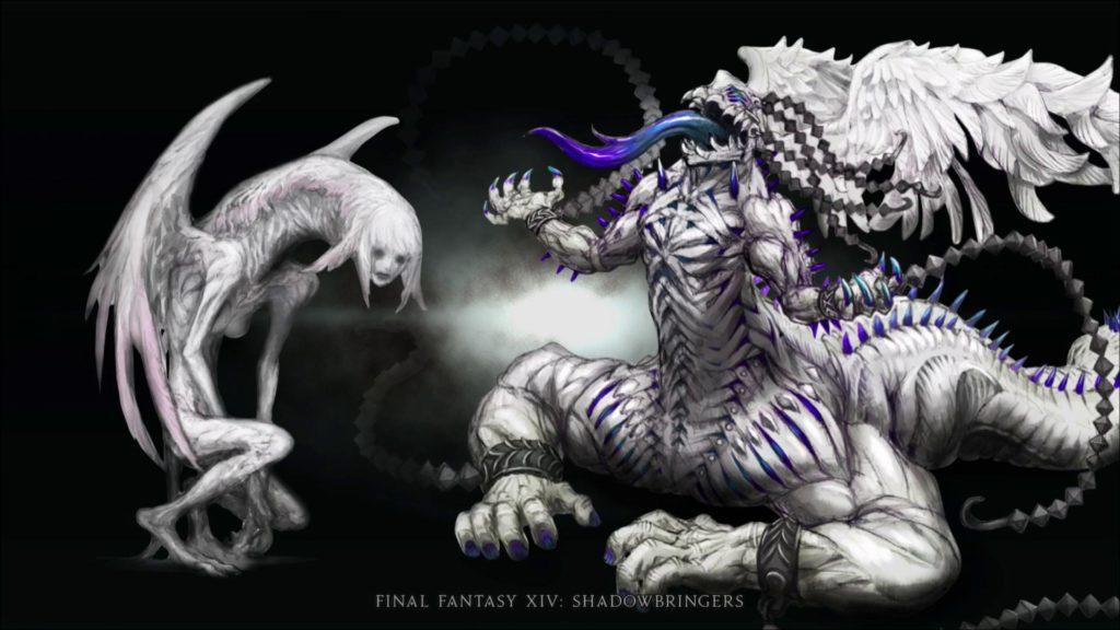 FFXIV 50 Enemies 1