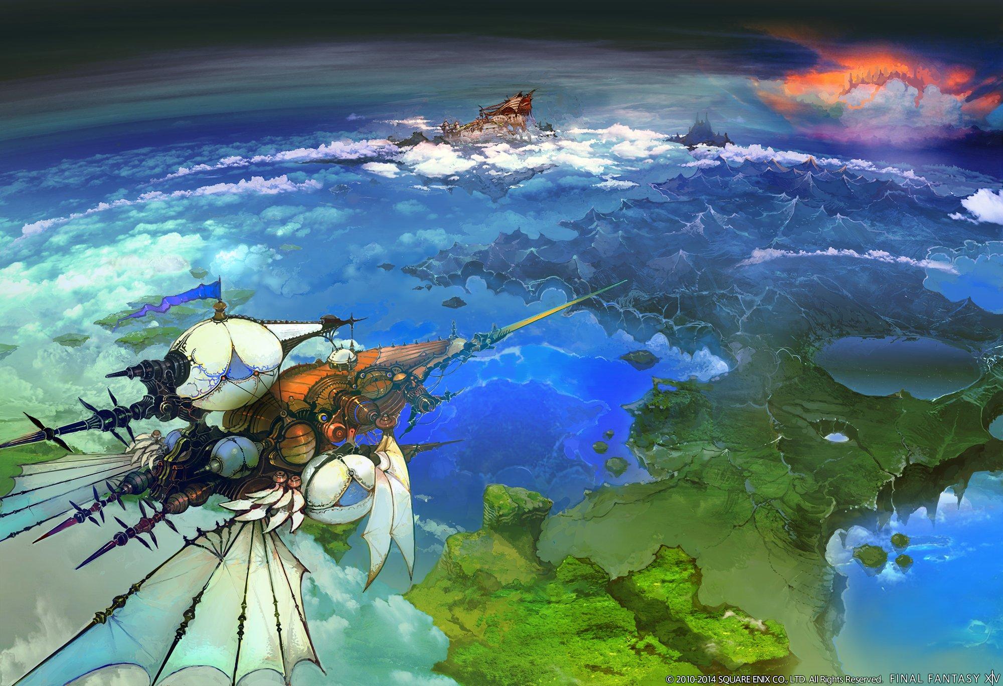 Naoki Yoshida (Final Fantasy XIV) développe un jeu next-gen