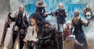 FFXIV Shadowbringers Famitsu