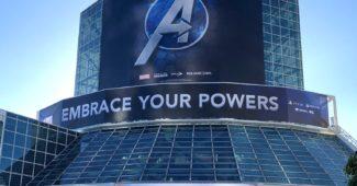 Square Enix E3 Avengers