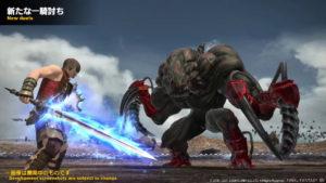 FF14 savethequeen5 duel