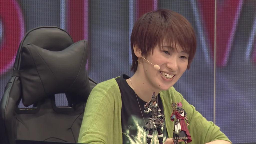 FF14FF Natsuko Ishikawa